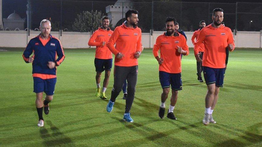 الشائعات تلاحق لاعبي المنتخب السوري..وأمل التأهل يعود من جديد!
